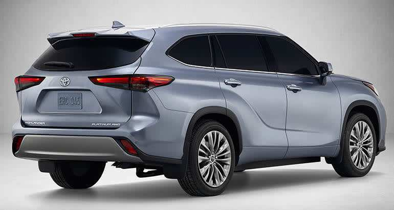 75 Concept of Toyota Highlander 2020 Release Date Configurations for Toyota Highlander 2020 Release Date