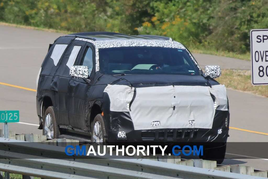 75 Great 2020 Chevrolet Suburban Diesel Spy Shoot by 2020 Chevrolet Suburban Diesel