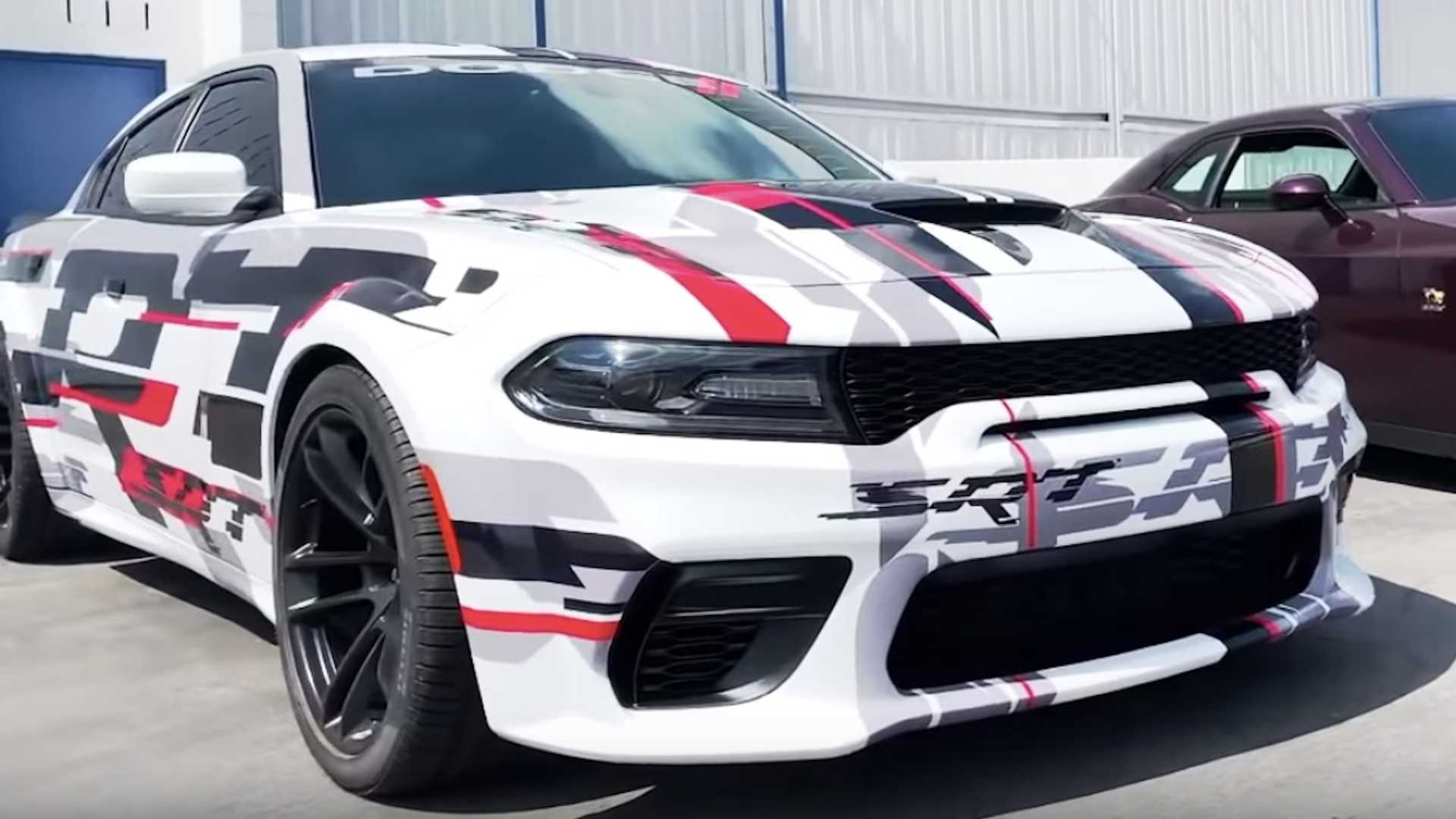 75 Great 2020 Dodge Charger Scat Pack Widebody Concept for 2020 Dodge Charger Scat Pack Widebody