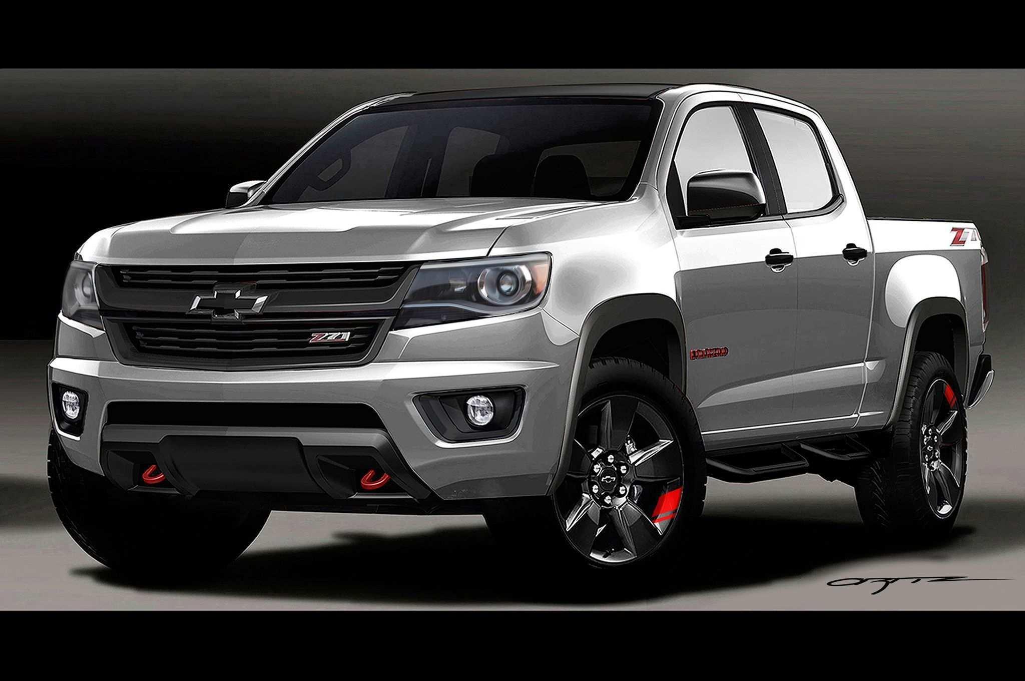 75 Great Chevrolet Colorado 2020 Images with Chevrolet Colorado 2020