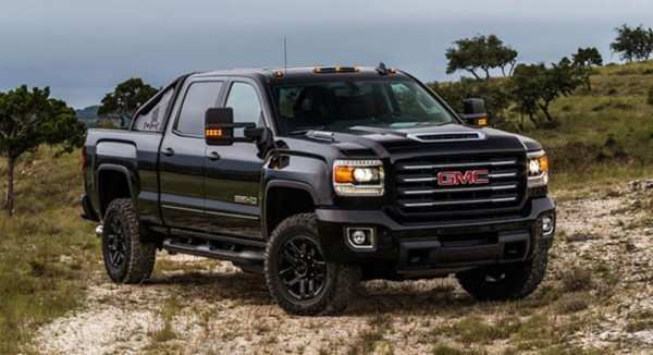 75 Great Gmc New Truck 2020 Engine with Gmc New Truck 2020