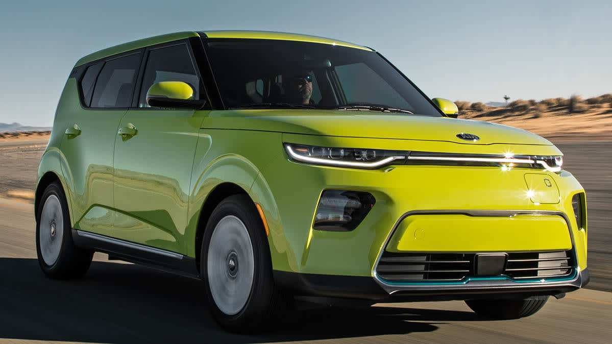75 Great Kia Electric Suv 2020 Concept with Kia Electric Suv 2020