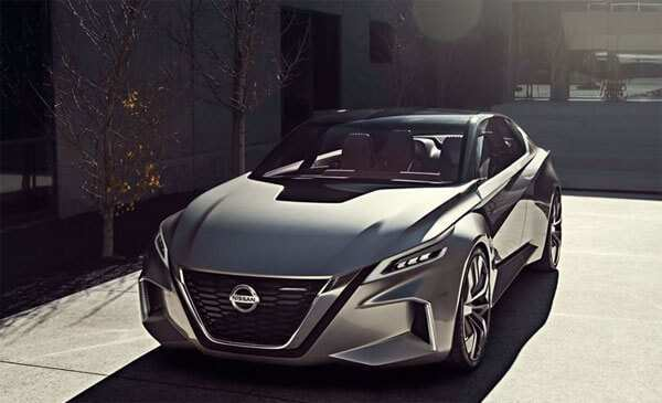 75 Great Nissan Maxima Redesign 2020 Photos by Nissan Maxima Redesign 2020