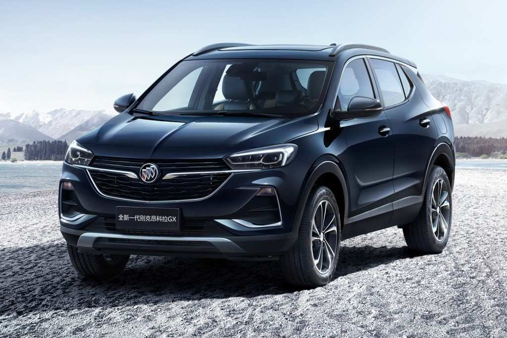 75 New 2020 Buick Encore Pictures Redesign and Concept for 2020 Buick Encore Pictures