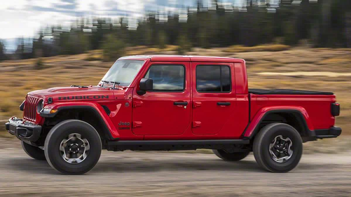 75 New Jeep Gladiator Images 2020 Configurations by Jeep Gladiator Images 2020