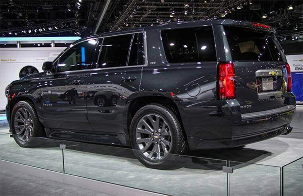 75 The 2020 Chevrolet Suburban Release Date Redesign and Concept with 2020 Chevrolet Suburban Release Date