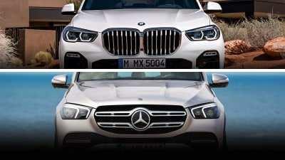 75 The 2020 Gle 350 Vs BMW X5 New Concept by 2020 Gle 350 Vs BMW X5
