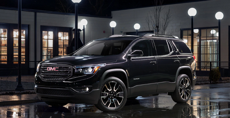 75 The 2020 Gmc Midsize Suv Pricing by 2020 Gmc Midsize Suv
