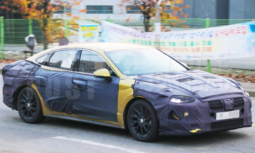 75 The 2020 Hyundai Sonata N Line Redesign and Concept by 2020 Hyundai Sonata N Line