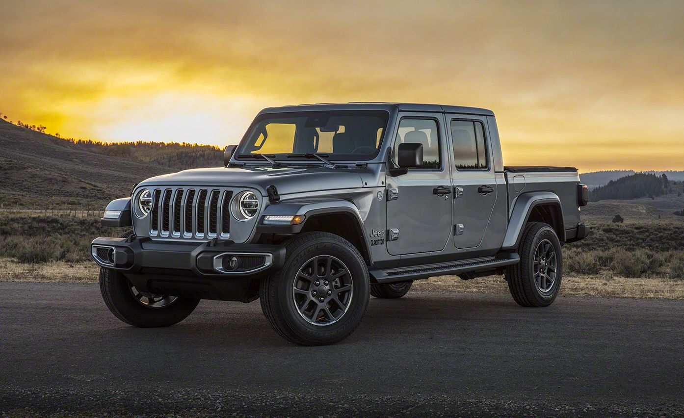 75 The 2020 Jeep Gladiator Gas Mileage Review with 2020 Jeep Gladiator Gas Mileage