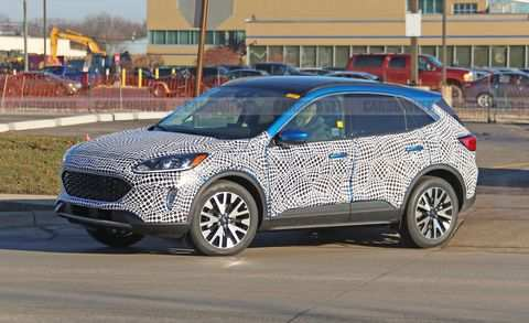 75 The Ford New Suv 2020 Overview with Ford New Suv 2020