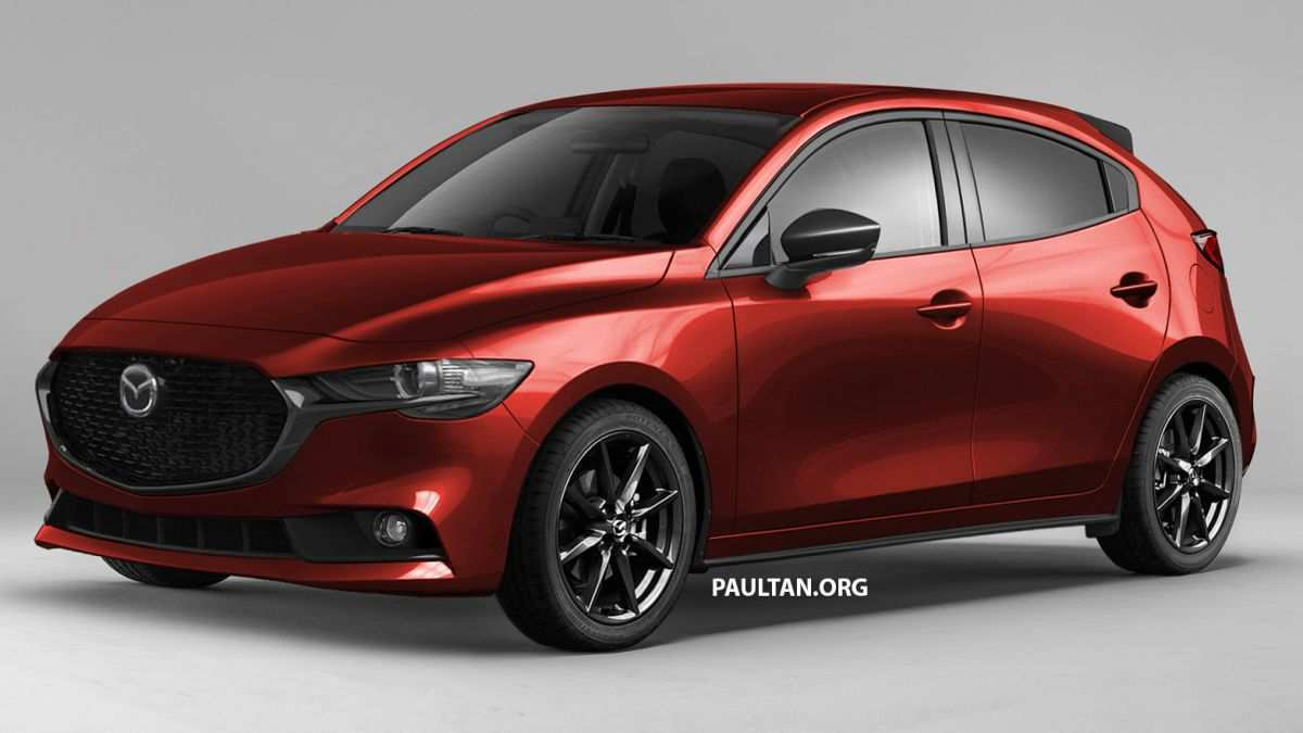 75 The Mazda 2 Hatchback 2020 Pictures with Mazda 2 Hatchback 2020