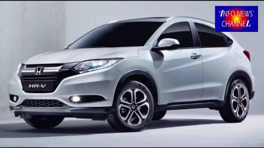 76 All New 2020 Honda Hrv Youtube Spy Shoot for 2020 Honda Hrv Youtube
