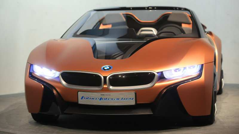 76 All New BMW Electric 2020 Exterior and Interior for BMW Electric 2020