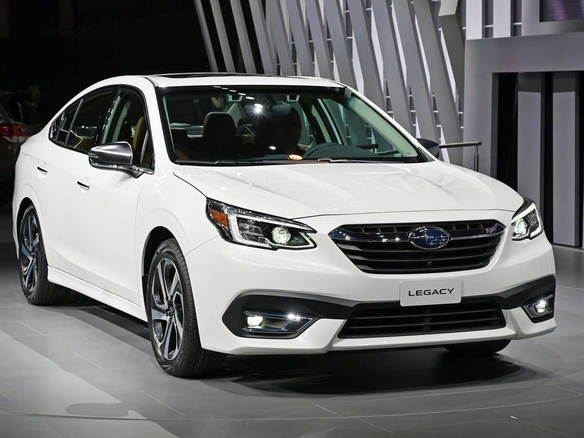 76 Best Review 2020 Subaru Legacy Price First Drive with 2020 Subaru Legacy Price