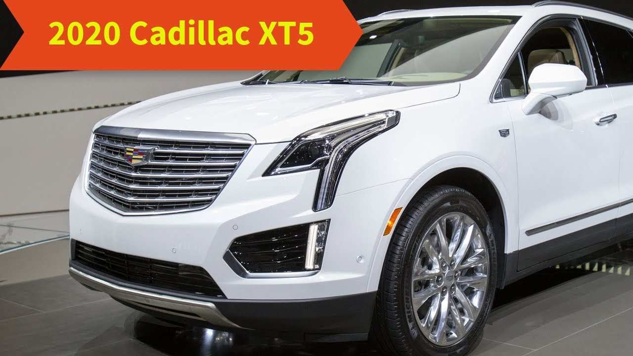 76 Best Review New Cadillac Xt5 2020 Redesign for New Cadillac Xt5 2020