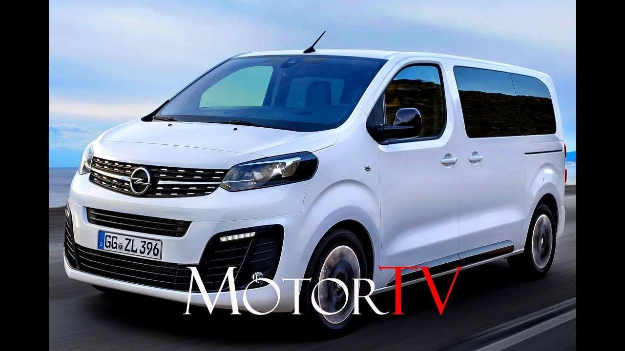 76 Best Review Opel Van 2020 Concept with Opel Van 2020
