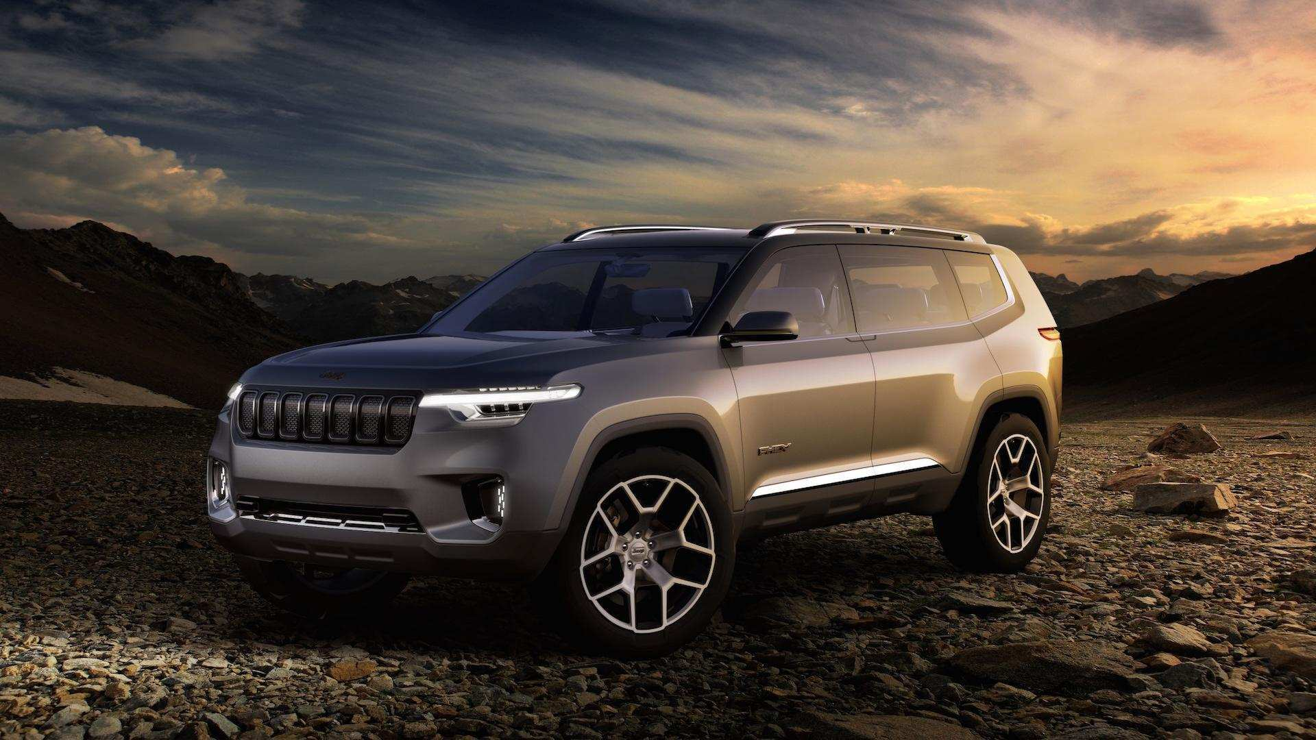 76 Concept of Jeep Grand Cherokee 2020 Spy Shots New Review for Jeep Grand Cherokee 2020 Spy Shots