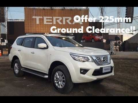 76 Concept of Nissan Terra 2020 Philippines Model with Nissan Terra 2020 Philippines