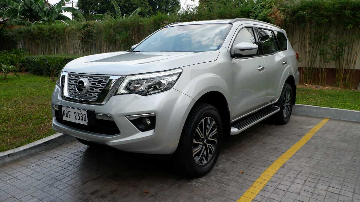 76 Concept of Nissan Terra 2020 Philippines Price and Review with Nissan Terra 2020 Philippines