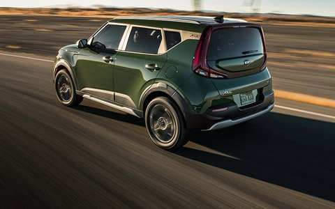 76 Gallery of 2020 Kia Soul X Images for 2020 Kia Soul X