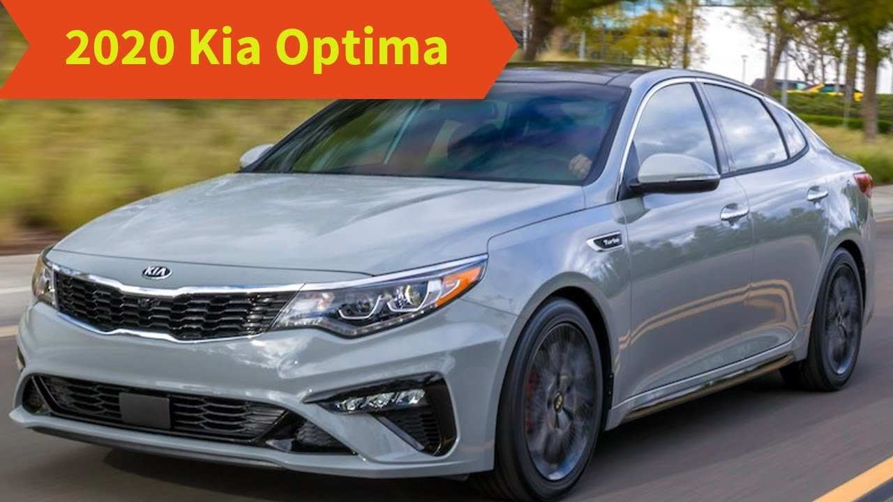 76 Gallery of Kia Optima 2020 Interior Spesification by Kia Optima 2020 Interior