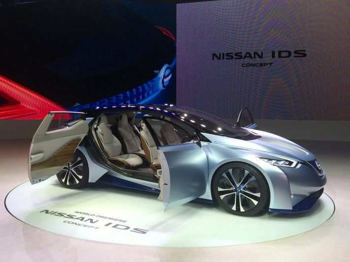 76 Gallery of Nissan Ids 2020 Release for Nissan Ids 2020