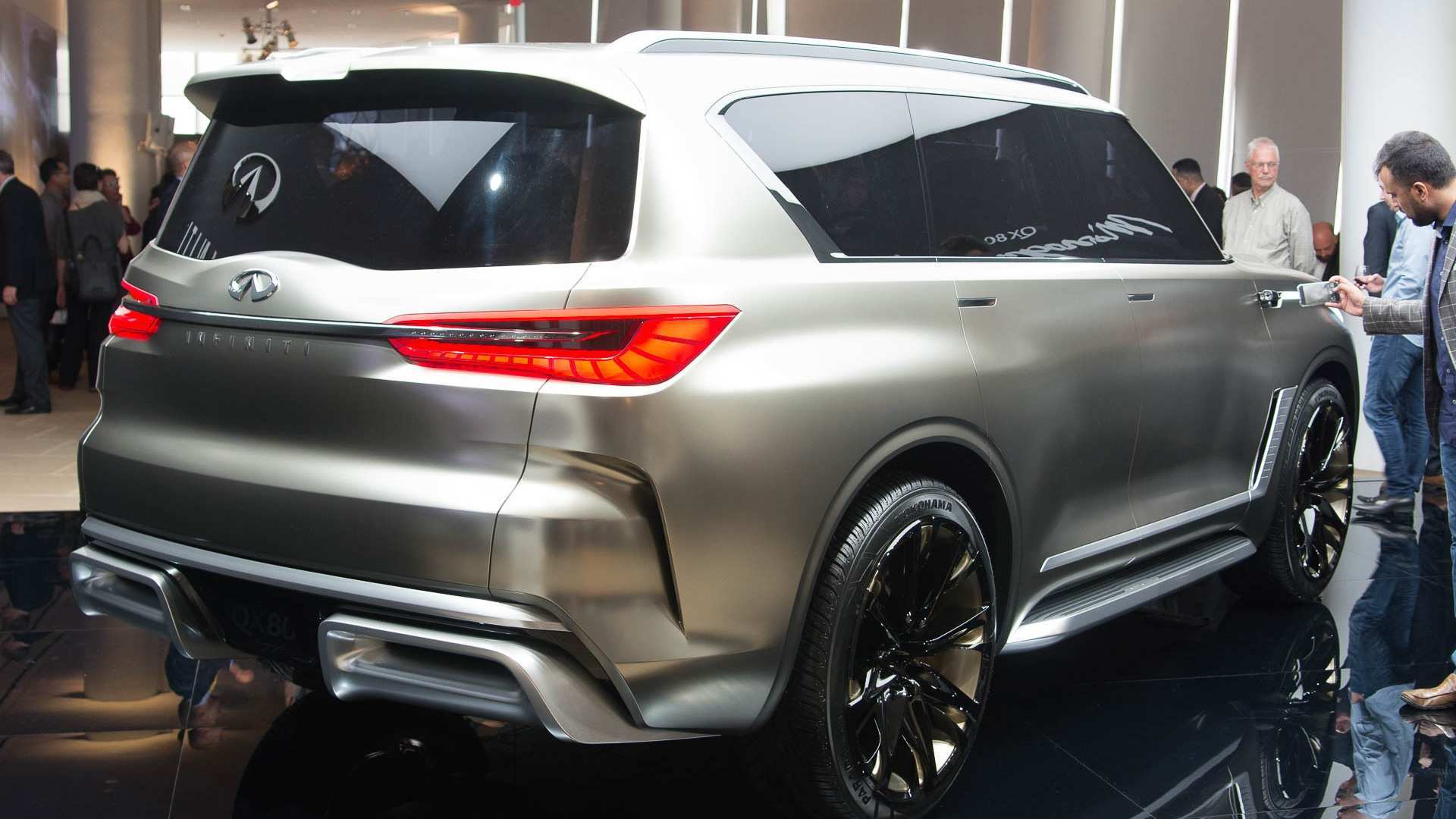 76 Great 2020 Infiniti Qx80 Concept Configurations for 2020 Infiniti Qx80 Concept