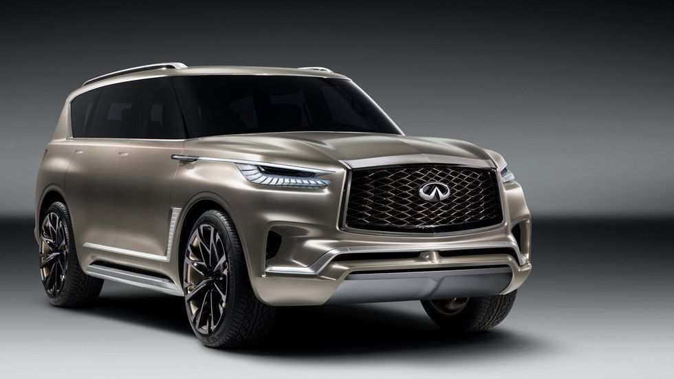 76 Great 2020 Infiniti Qx80 Monograph Release Date Engine by 2020 Infiniti Qx80 Monograph Release Date