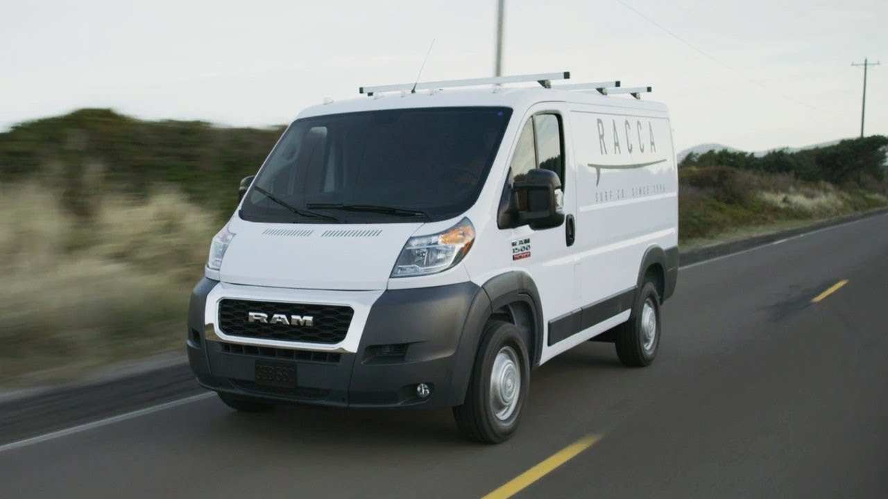 76 Great Dodge Promaster 2020 Redesign for Dodge Promaster 2020