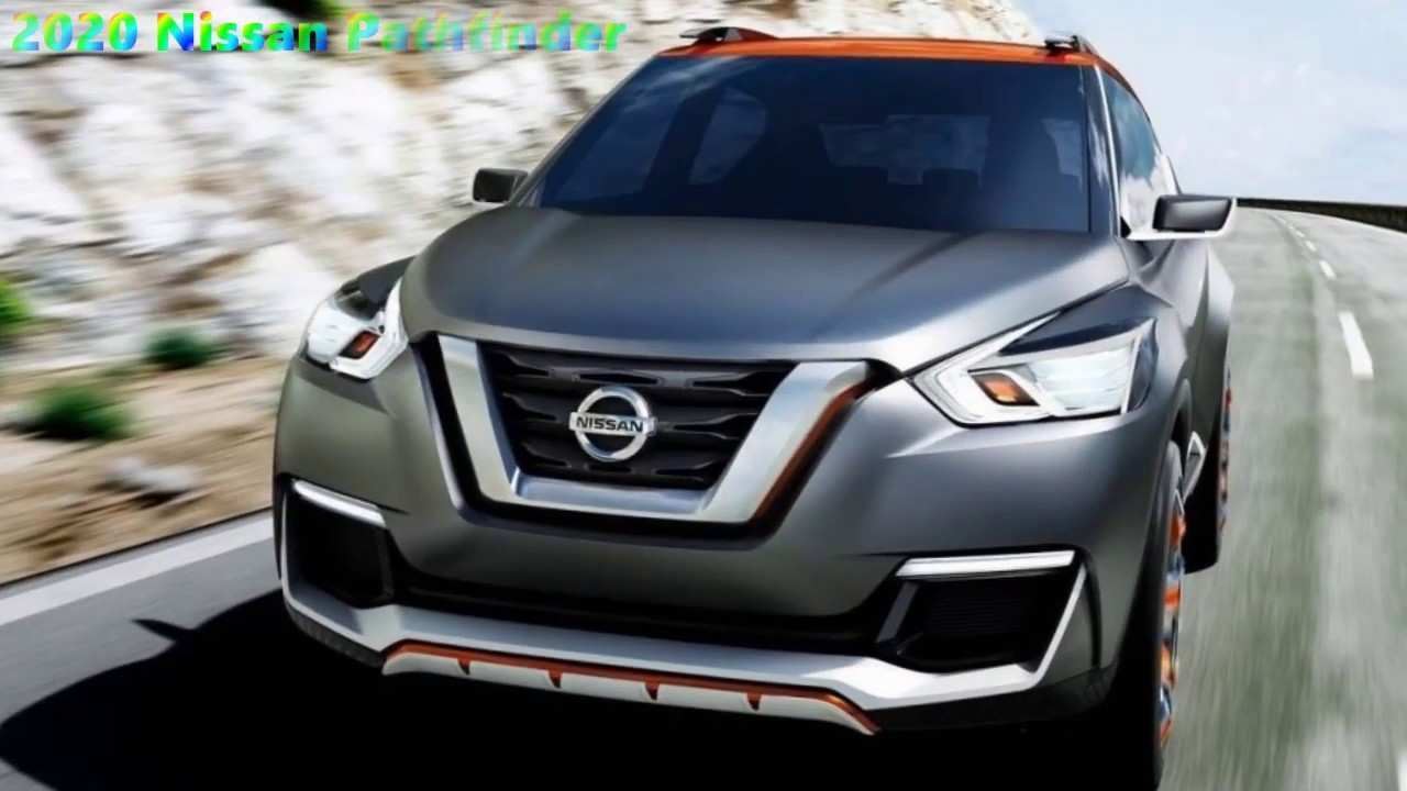 76 Great Nissan Pathfinder 2020 Picture with Nissan Pathfinder 2020