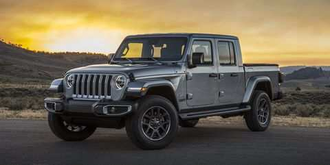 76 New 2020 Jeep Gladiator Release Date Style by 2020 Jeep Gladiator Release Date
