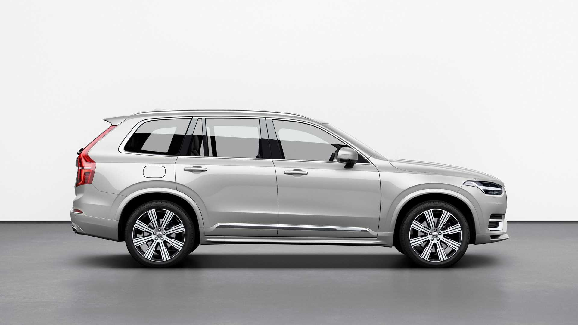 76 New Difference Between 2019 And 2020 Volvo Xc90 Overview by Difference Between 2019 And 2020 Volvo Xc90