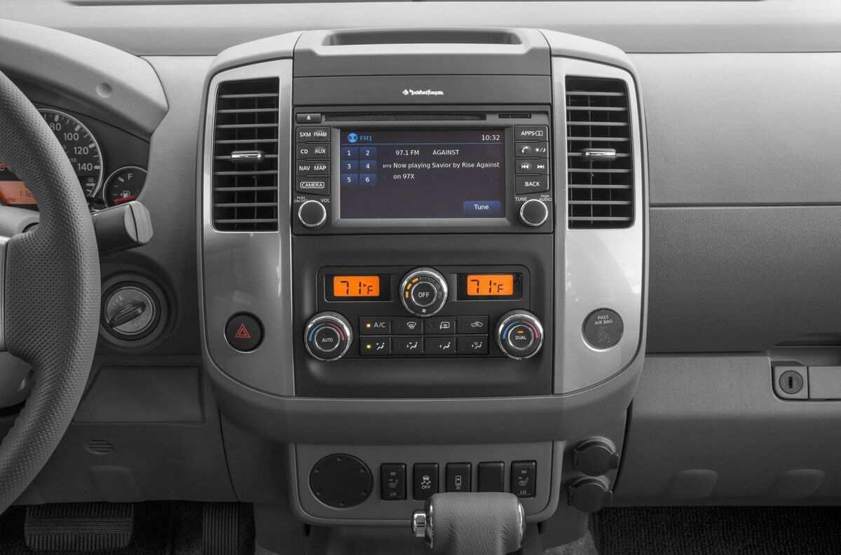 76 New Nissan Frontier 2020 Interior Model by Nissan Frontier 2020 Interior