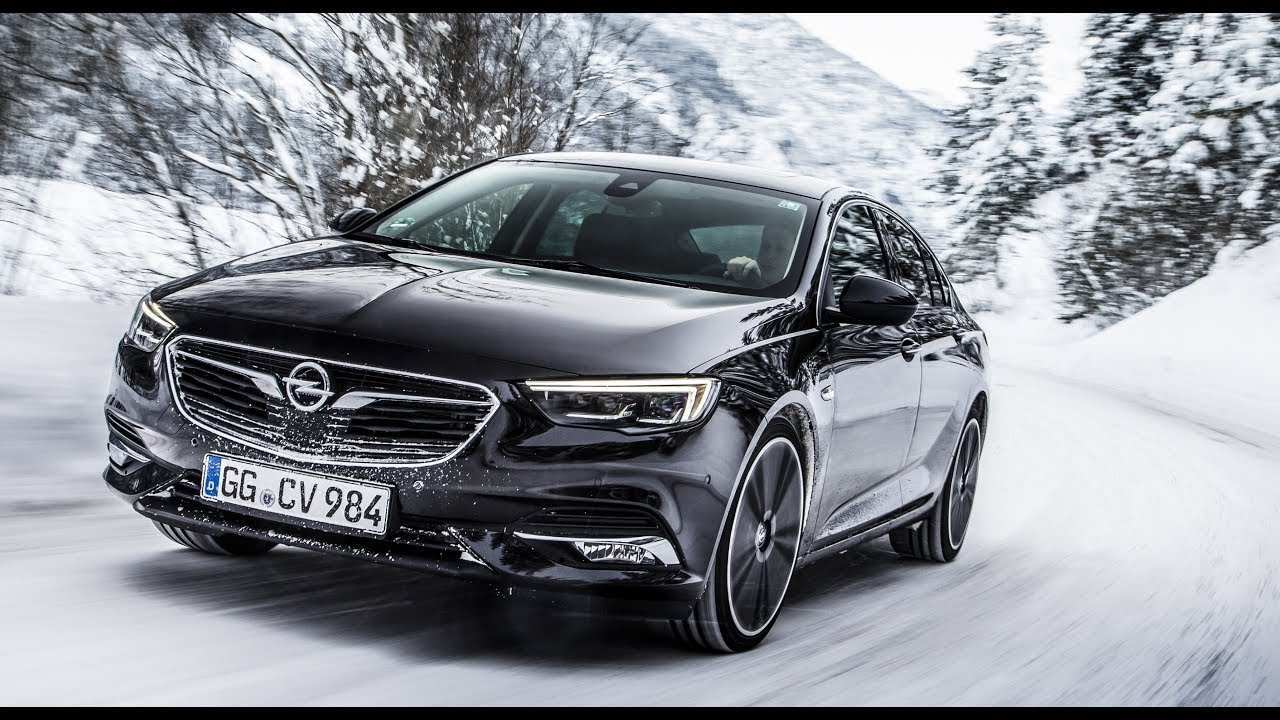 76 New Opel Insignia Facelift 2020 Exterior with Opel Insignia Facelift 2020