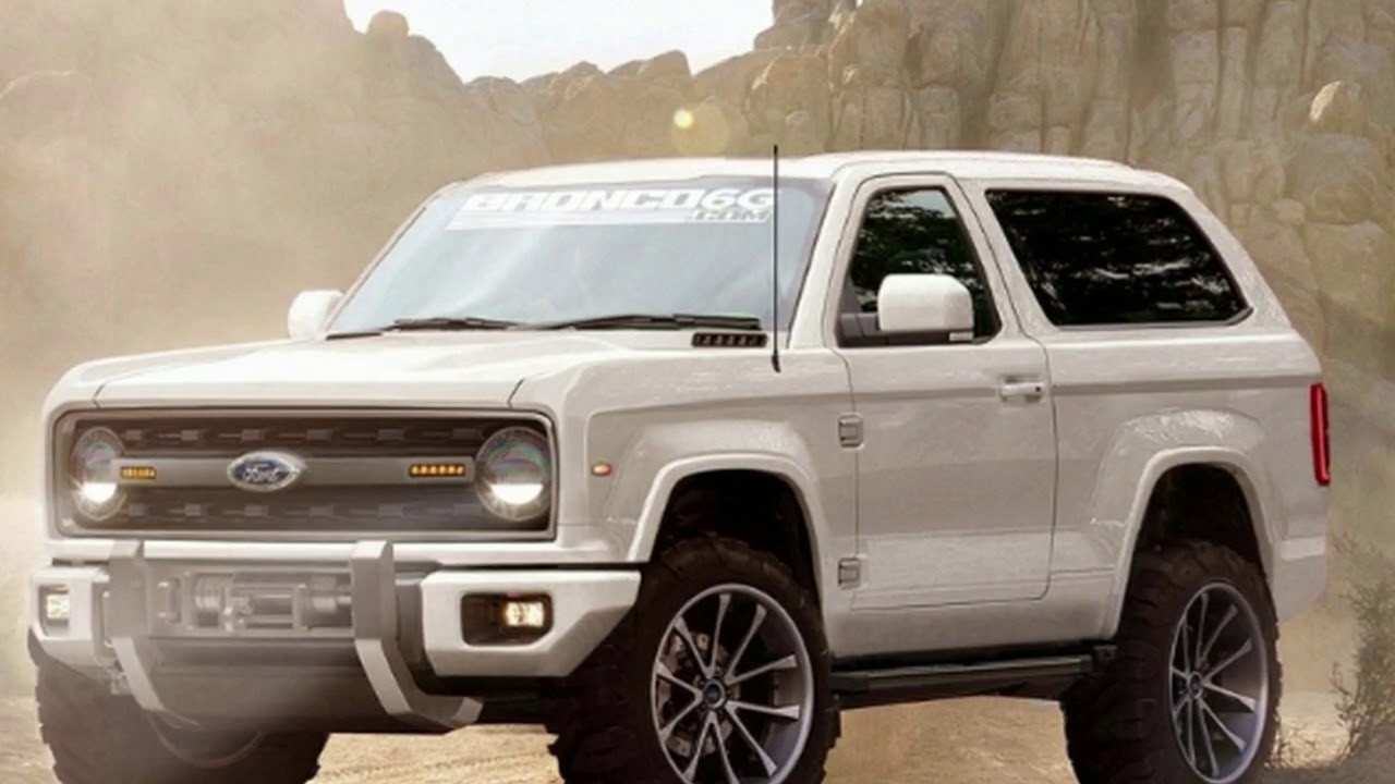 76 New Release Date Of 2020 Ford Bronco Performance and New Engine by Release Date Of 2020 Ford Bronco