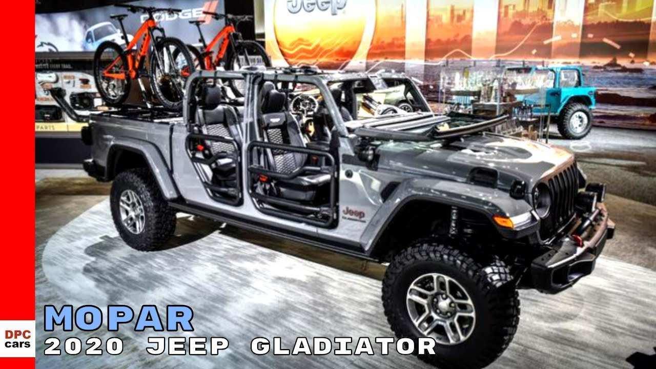 76 The 2020 Jeep Gladiator Mopar Lift Kit Exterior for 2020 Jeep Gladiator Mopar Lift Kit