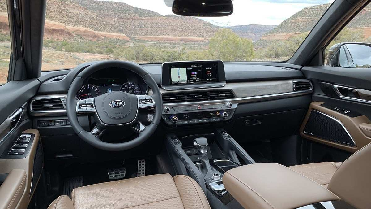 76 The 2020 Kia Telluride Sx Interior Configurations by 2020 Kia Telluride Sx Interior