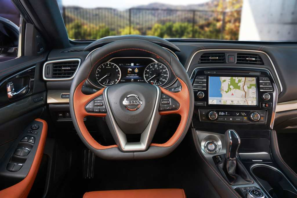 76 The Nissan Maxima 2020 Configurations by Nissan Maxima 2020