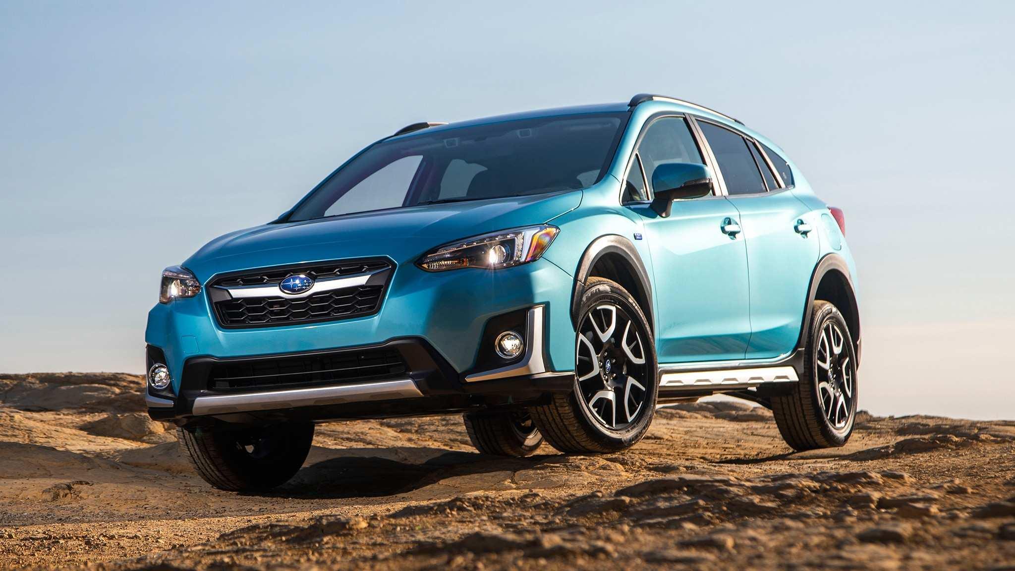 76 The Subaru Crosstrek 2020 Performance and New Engine for Subaru Crosstrek 2020