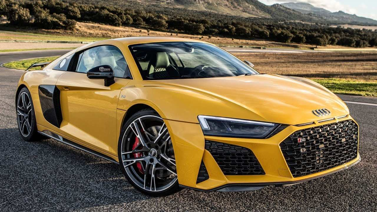 77 All New Pictures Of 2020 Audi R8 Redesign with Pictures Of 2020 Audi R8