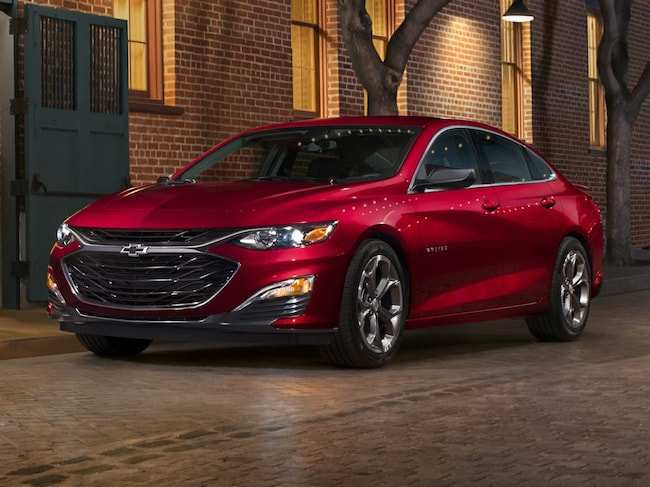 77 Best Review Chevrolet Malibu 2020 Exterior by Chevrolet Malibu 2020