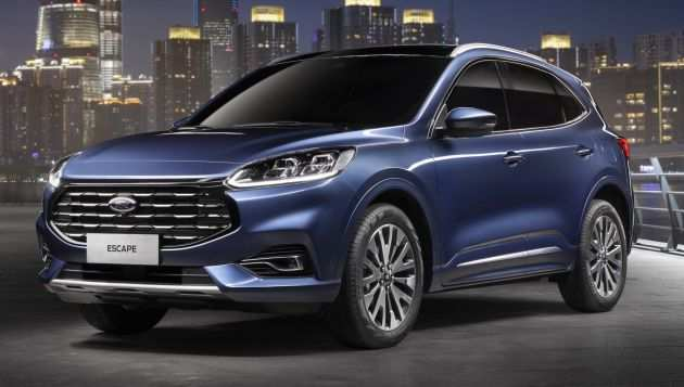 77 Best Review Ford Kuga 2020 Review with Ford Kuga 2020