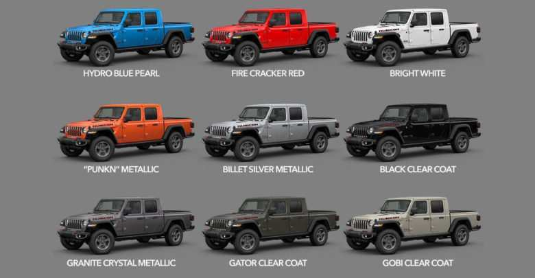 77 Best Review Jeep Wrangler 2020 Colors Exterior with Jeep Wrangler 2020 Colors