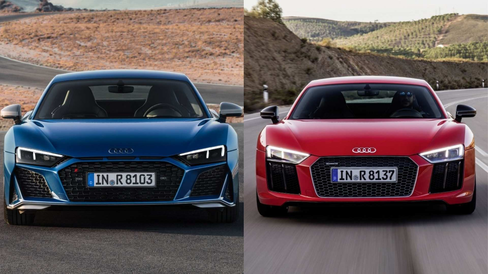 77 Best Review Pictures Of 2020 Audi R8 Exterior with Pictures Of 2020 Audi R8