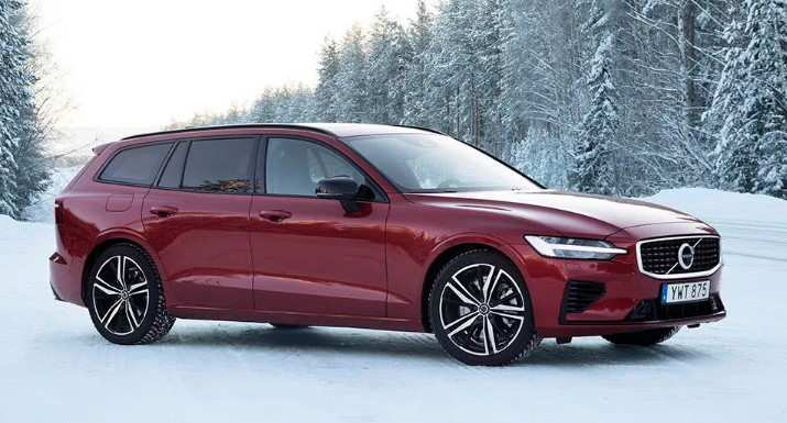 77 Best Review Volvo V60 Laddhybrid 2020 Exterior and Interior with Volvo V60 Laddhybrid 2020