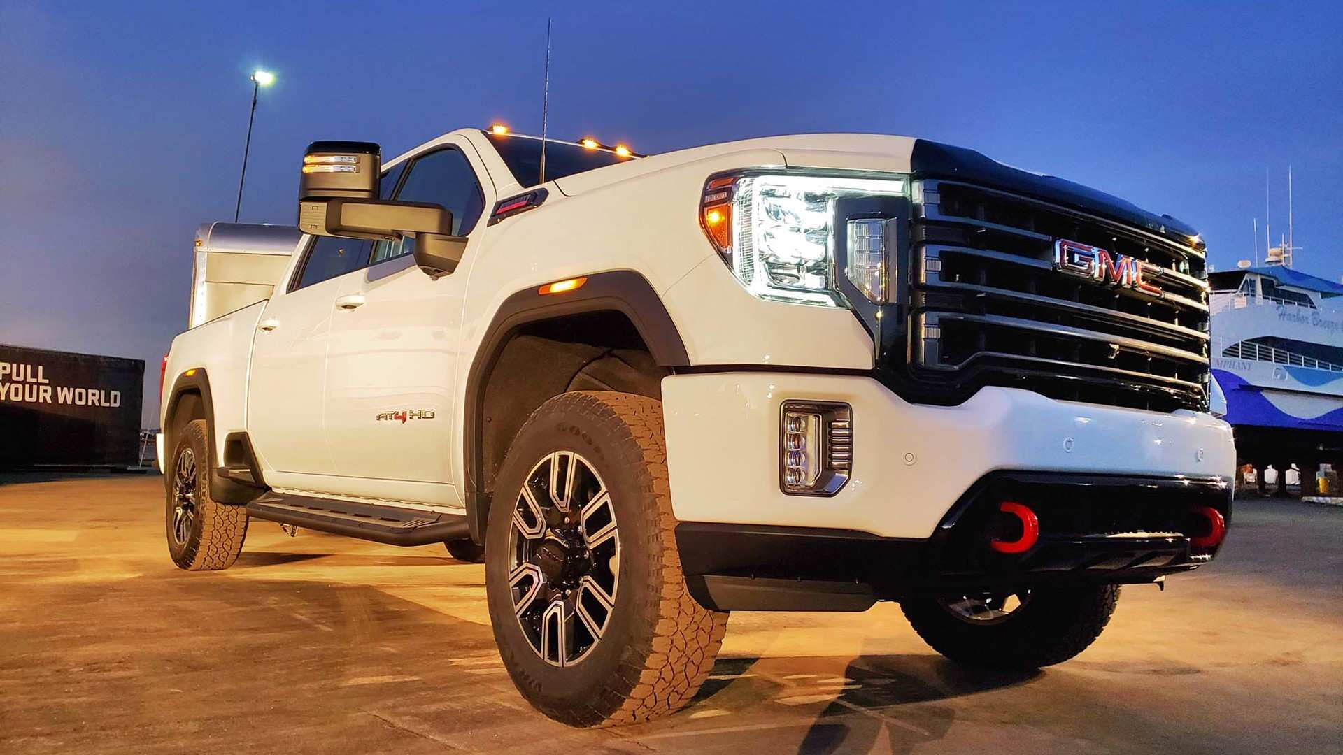 77 Concept of 2020 Gmc 3500 Gas Engine Redesign with 2020 Gmc 3500 Gas Engine