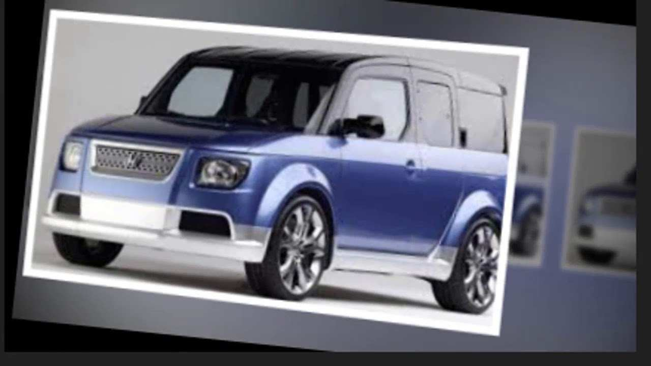 77 Concept of Honda Element 2020 Usa Concept with Honda Element 2020 Usa