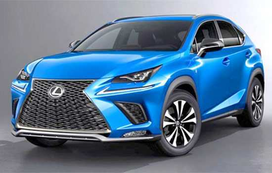 77 Concept of Lexus Nx 2020 Review Concept with Lexus Nx 2020 Review