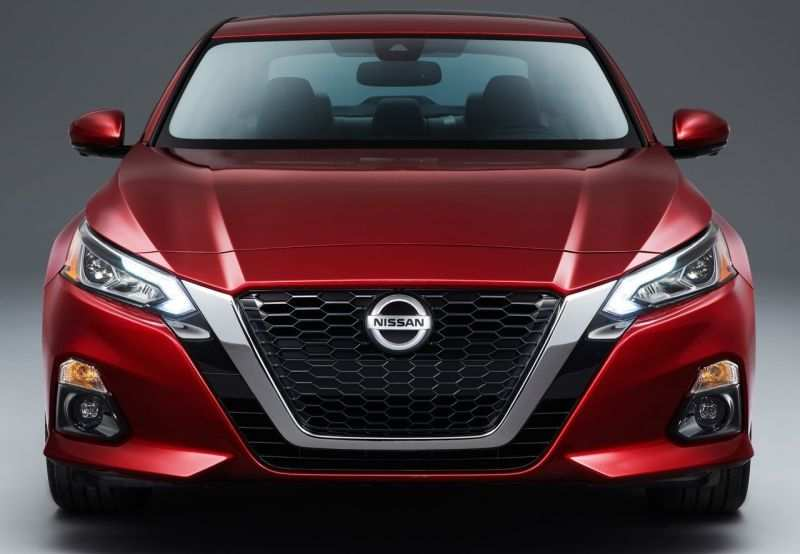 77 Concept Of Nissan Maxima Redesign 2020 Exterior And